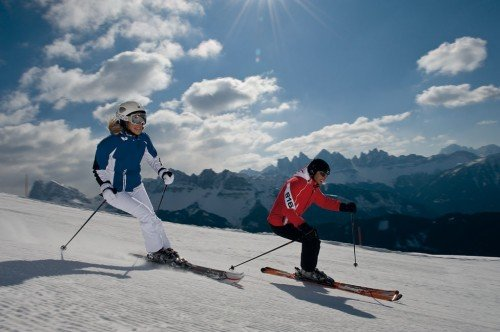 Your ski vacation on Mount Plose